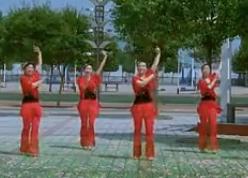 廣場舞哈密城市 青馨明月廣場舞 編舞阿中中 民族風中老年廣場舞