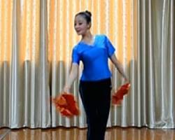 九江向霞广场舞过大年教学视频 九江市百姓健康舞向霞健身舞团