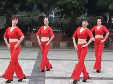 周思萍廣場舞傷不起 簡單大方的廣場舞 超清視頻舞曲音樂下載