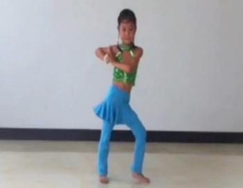 快乐小天使舞蹈印度风情 儿童舞蹈
