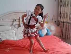 儿童舞蹈快乐小天使 活泼可爱的舞蹈