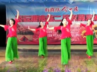 刘荣广场舞2016