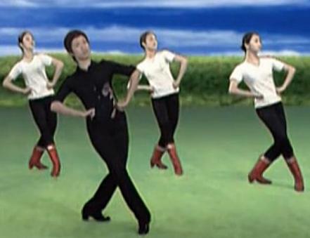 蒙古族舞蹈基础训练组合 手位脚位与体态的组合 北院讲师蒙古舞教学