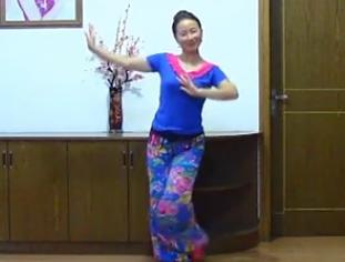 安徽池州舞之美广场舞最亲的人演示教学