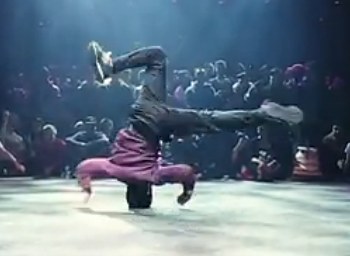 街舞表演 超酷的少年街舞表演 King of the kidz