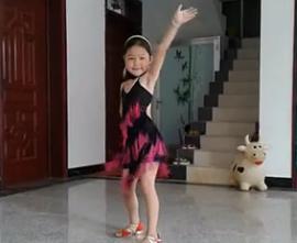 儿童舞蹈今夜舞起来 快乐小天使舞蹈
