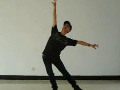 阿中中廣場舞