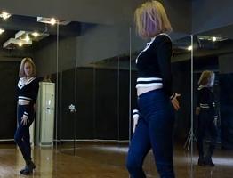 武汉爵士舞Praty 演示教学 舞曲少女时代《Praty》