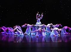 女子群舞《叮咚的泉水》 内蒙古兴安乌兰牧骑兴安盟民族歌舞团
