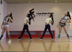 韩舞 函数女团fx - 4 Walls 舞蹈练习 天舞舞蹈工作室