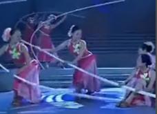 舞蹈悠悠水乡 南方歌舞团演出女子群舞《悠悠水乡》