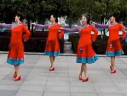 高安子君广场舞远方正面背面含分解 笑嘉晟成《远方》歌词MP3下载