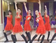 塔河蓉兒廣場舞 中國廣場舞正面背面演示教學 正月十五《中國廣場舞》歌詞MP3下載