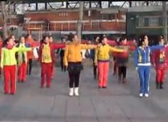 北京加州广场舞中国牛 大集体版 刘子毅《中国牛》歌词mp3下载