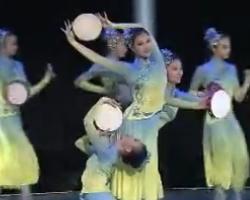 岭南风女子群舞 花好月圆 星海音乐学院舞蹈系