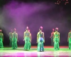 女子傣族群舞 赞哈 最新民族舞超清视频免费下载