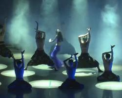 傣族群舞 细雨醉竹 最新民族舞 音乐视频免费下载