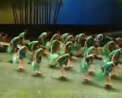 情景歌舞《妹娃要过河》大型地域风情舞蹈诗《家住长江边
