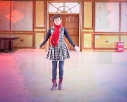 廣場舞新年快樂又吉祥 青山青廣場舞 歡快喜慶廣場舞舞蹈