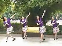 青山青廣場舞茶山情歌 集體版 熱門中老年廣場舞