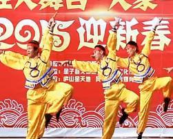 广场舞鸿雁 九江向霞广场舞 九江市文化宫男子健身队 原创广场舞现场表演