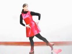 青山青廣場舞羊先生演示教學 2015年最新熱門廣場舞