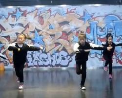 少儿女队 淮南街舞 精舞堂街舞孔嫣 超清街舞视频