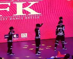 少儿街舞 大赛获奖表演视频