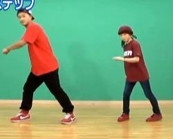 日本街舞教学 超清街舞教学视频免费下载