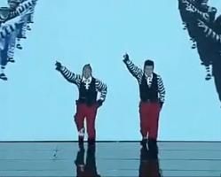 碉堡了的街舞 Locking韩国达人秀 最新时尚街舞视频免费下载