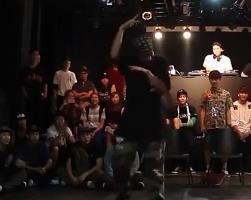 超清最新韩国街舞 BBOY街舞大赛 JBLACK Cube Sound Hiphop Judge UK