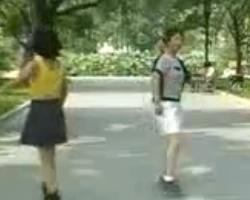 广场健身舞 摇太阳 中老年健身舞蹈 含详细动作分解教学