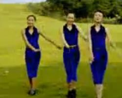 民族健身舞 好日子 中老年健身舞蹈