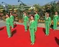 雅克西 新疆民族舞 健身舞
