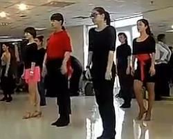 每日燃脂恰恰练习第1段 减肥健身恰恰舞 最新简单恰恰舞