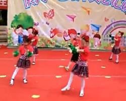 倍爽儿 儿童舞蹈教学视频 动作简单儿童舞蹈