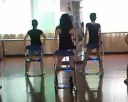 爵士椅子舞教学 超清椅子舞凳子舞视频免费下载