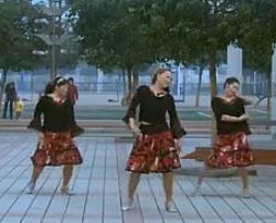 肥礦集團青馨明月廣場舞月亮女神 編舞世外桃源 廣場舞視頻歌曲免費下載