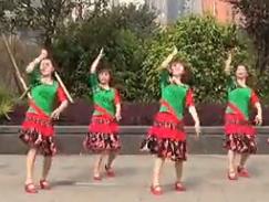周思萍广场舞摆手舞 摆手舞广场舞舞蹈歌曲mp3免费下载 摆手舞正背面演示