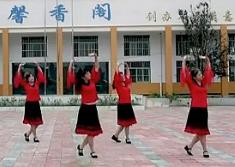 惠汝广场舞歌在飞(集体舞) 歌在飞歌词MP3下载