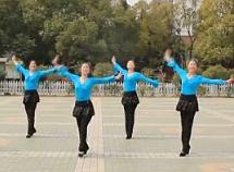 高安子君广场舞大风歌正面背面附分解 乌兰图雅《大风歌》歌词MP3下载