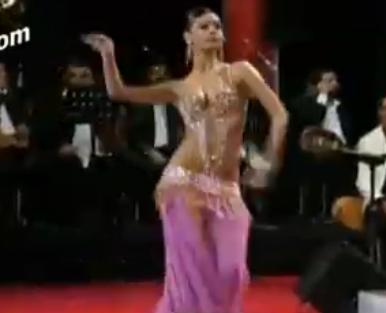 肚皮舞欣赏 最美舞者土耳其DIDEM演绎 弗拉明戈风格的肚皮舞