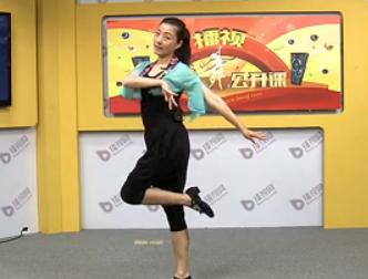 江南之恋西湖莉莉广场舞 伞舞 播视网广场舞公开课第十七期《江南之恋》