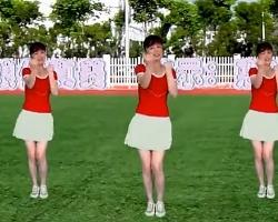 惠汝广场舞姑娘你真美 兴梅广场舞原创编舞 简单易学广场舞