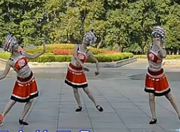 九江市文化宫向霞广场舞家乡的味道 编舞王梅 九江向霞广场舞