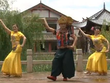 傣族舞蹈傣家扎多里 民族舞 傣家扎多里舞蹈舞曲MP3下载