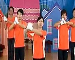 儿童舞蹈 让爱住我家 简单易学儿童舞蹈音乐mp3免费下载