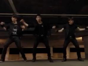 韩国兔子团B.A.P《ONE SHOT》 现代舞