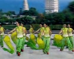 扇子舞 小康天堂 扇舞中华舞蹈系列 音乐mp3视频免费下载