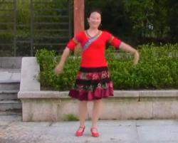 安徽池州舞之美广场舞三月三 编舞舞之美 中老年广场健身舞